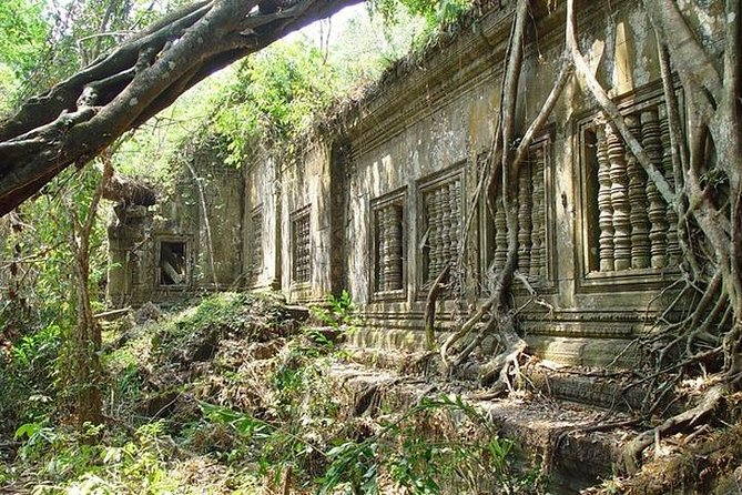 Major Temples,Kulen Mount Waterfall,Koh Ker & Beng Mealea - 5 Day