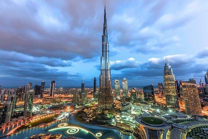 World's Highest Lounge At Burj Khalifa : Levels 154 | 153 | 152 (With Options)