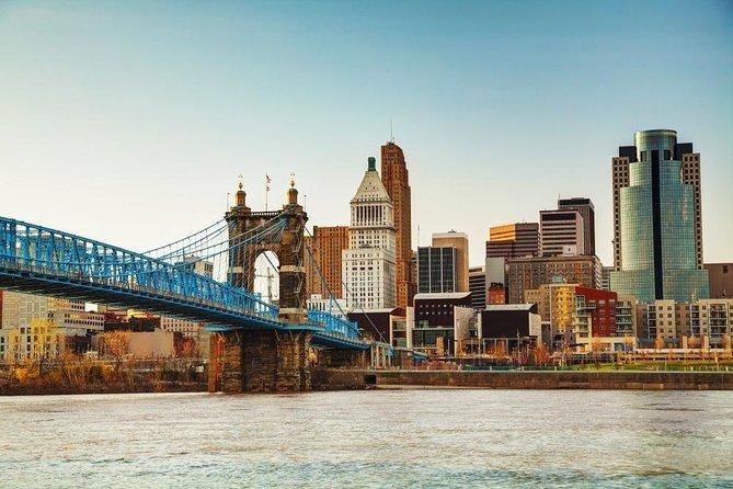 Cincinnati Scavenger Hunt: True America