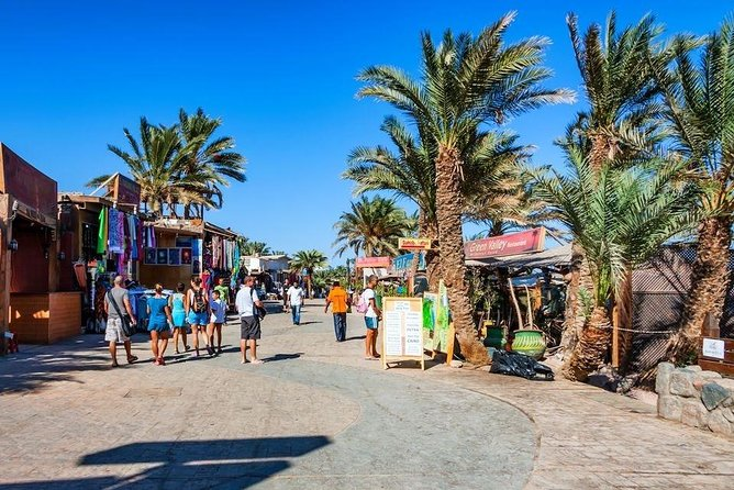 Full-Day Sharm-El-Sheikh Tour of St Catherine's Monastery and Dahab City