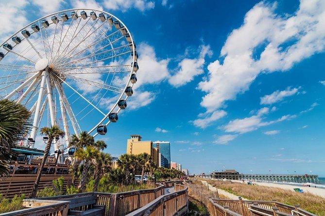 Myrtle Beach Scavenger Hunt: Piers, Parks & Plenty of Fun