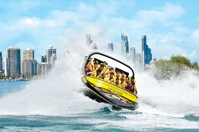 Jetski / Jetboat Package for 2 in Cavill Ave, Surfers Paradise