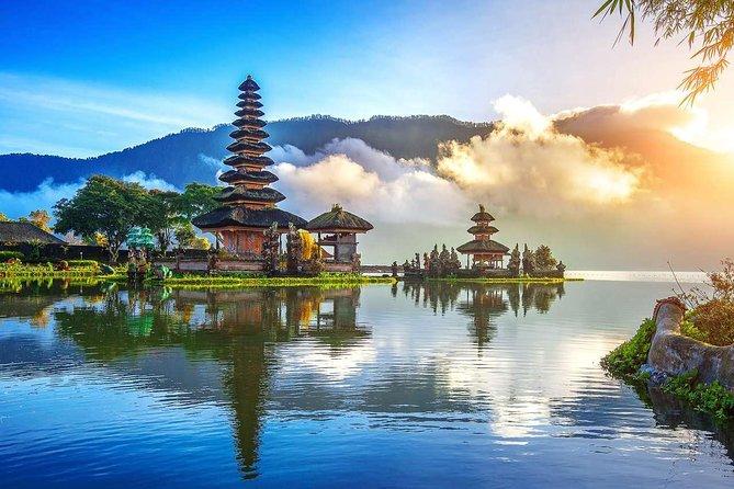 Private Full-Day Tour: Ulun Danu Beratan Temple, Jatiluwih and Tanah Lot Temple