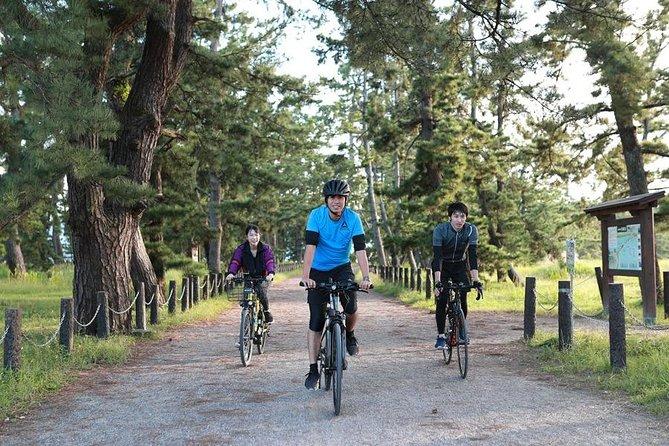 Amanohashidate round trip e-ride tour