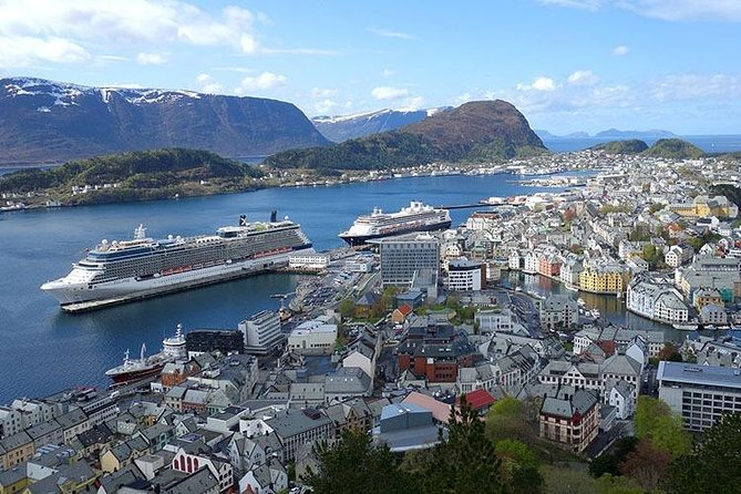 Alesund Airport - Hotel - City Transfer
