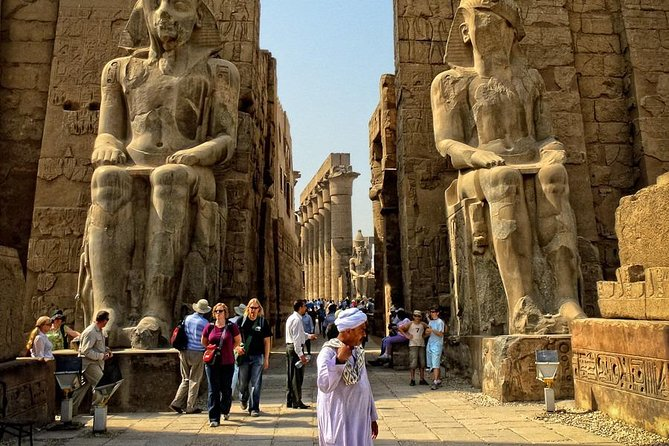 Day tour from hurghada to luxor by bus