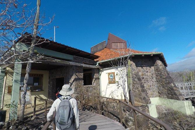 Full Day San Cristobal (from Santa Cruz)