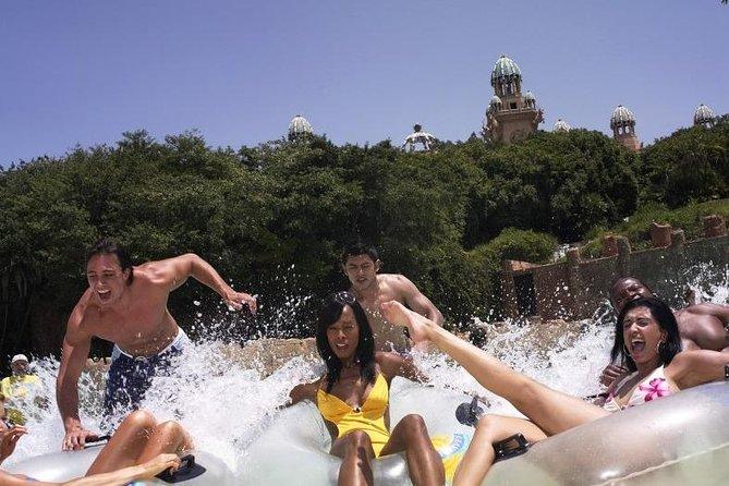 Sun City Day Trip Tour from Johannesburg or Pretoria