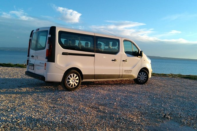 Private transfer from Split to Plitvice Lakes
