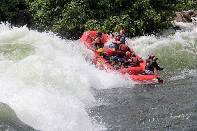 2 Days Jinja City Tour and White water rafting Uganda
