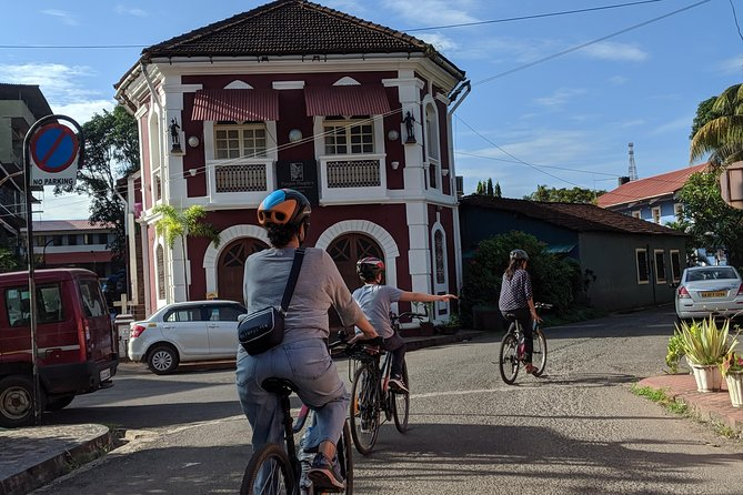 The Best of Panjim on Bicycles