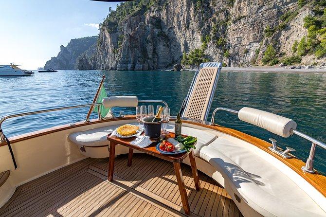 Private Boat tour Positando & Amalfi coast