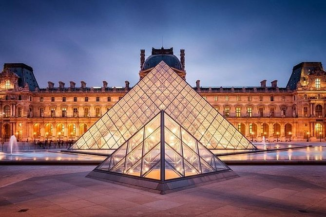 Louvre Museum Full Access & Skip the Line Audio Guided Experience