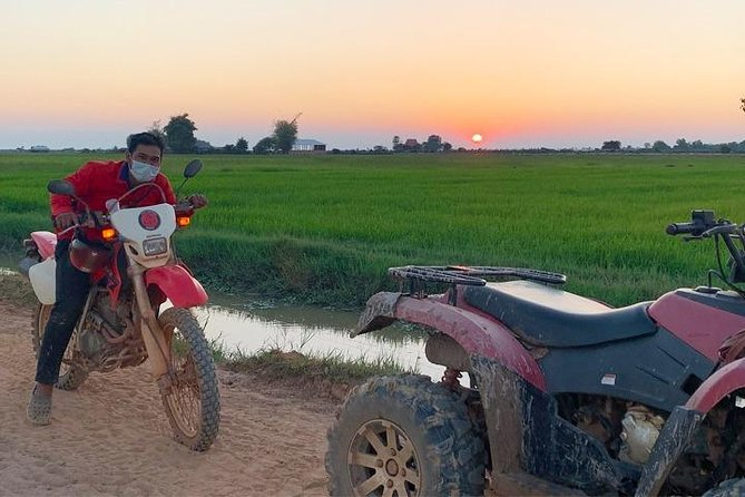 Half-Day ATV Grand Sunset Tour