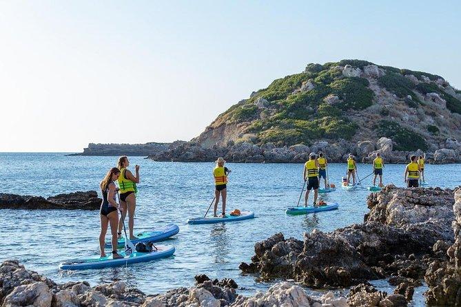 SUP & Snorkel Adventure Rhodes
