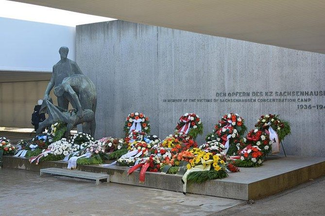 The Memorial Tour: Visit to Sachsenhausen Concentration Camp (licensed guide)