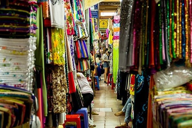 Ho Chi Minh Shopping Tour with Dinner