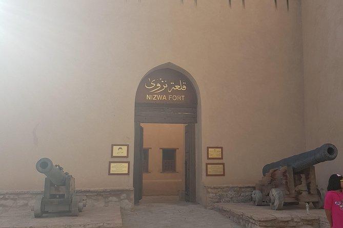 Nizwa & Jabal Akhdar (History of Oman)