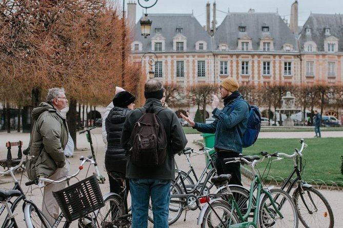 Paris Local Districts and Stories Off the Beaten Track Guided Bike Tour