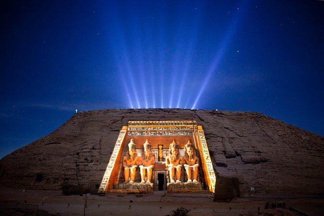 The Abu Simble Sound and Light