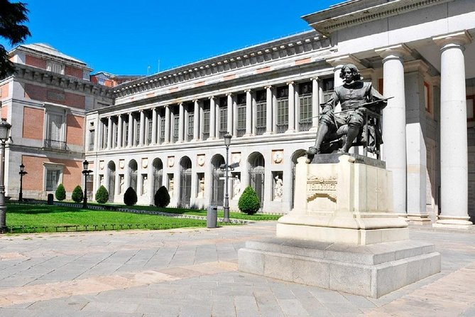 El Prado Museum of Madrid Guided Tour (Tickets included & Skip the line)