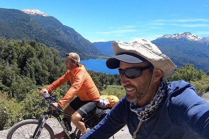 Patagonia 3 days bike tour