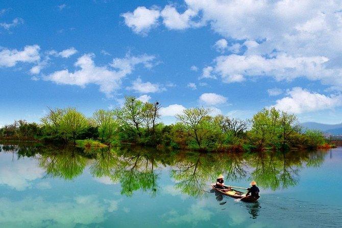 A Depth-Tour to Explore Xixi Wetland Park including Fishing experience