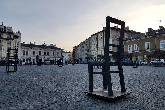 Krakow: Tour of Kazimierz, Jewish Ghetto & Schindler's Factory