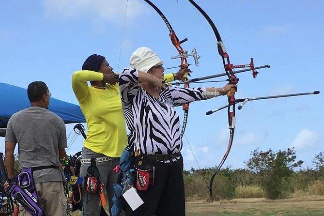 BowBenders Archery Experience