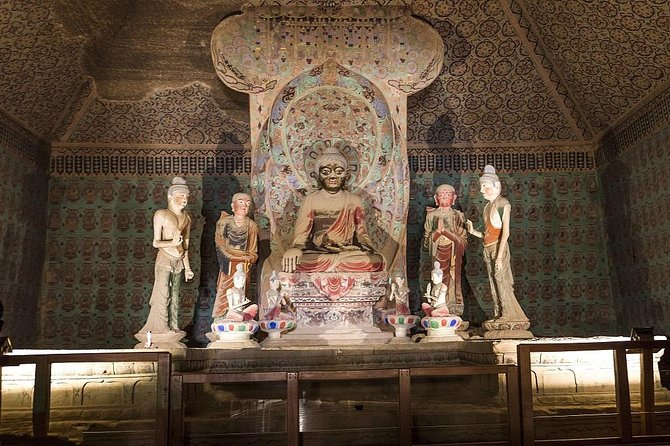 2-Day Amazing Dunhuang Private Tour with Mogao Caves and More
