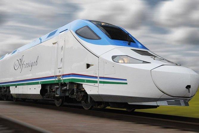 Tashkent to Bukhara | Train Tickets