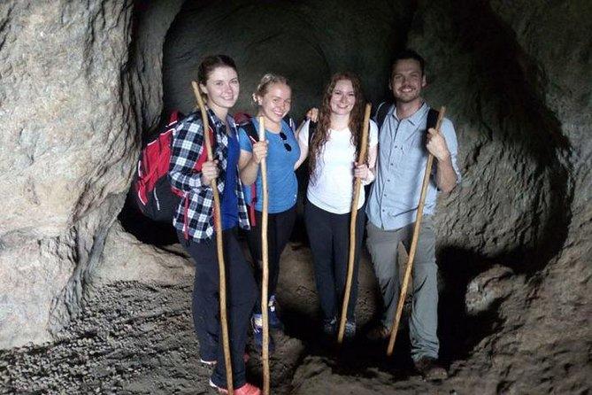 Cave Adventuring