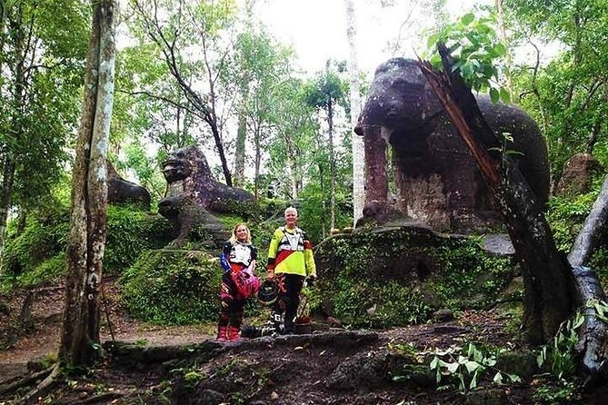 Kulen Mountain and Beng Mealea temple Trekking Tour - Free Hotel Pickup