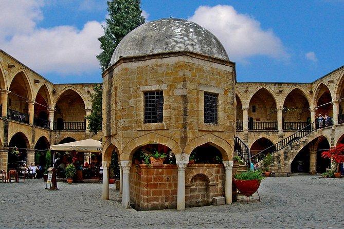 St.Hilarion and Nicosia Tour