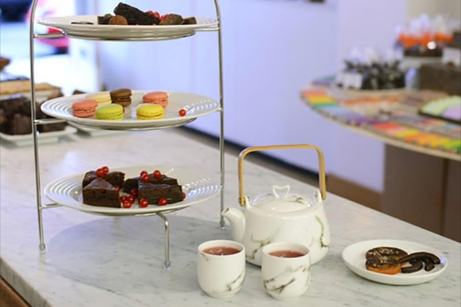 Chocolate Tea - A unique high tea in the heart of Notting Hill