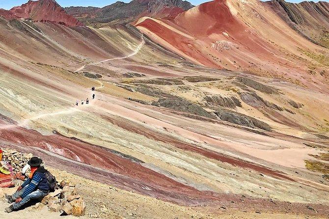 Montaña de 7 Colores Cusco / Rainbow Mountain 1-Day