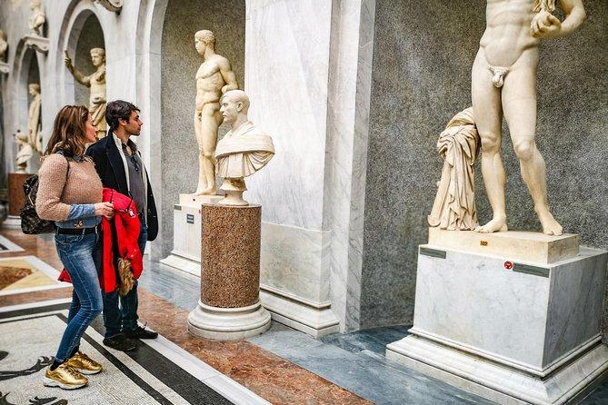 Skip-the-Line Sistine Chapel, St Peter's Basilica & Vatican Private Tour
