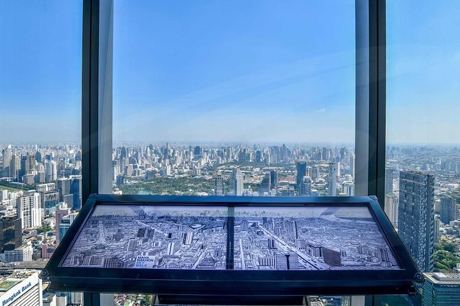 Mahanakhon SKY WALK Private Tour - Bangkok's Highest Observation Deck