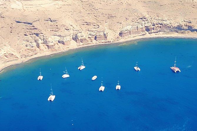Santorini to Mykonos Helicopter Transfer