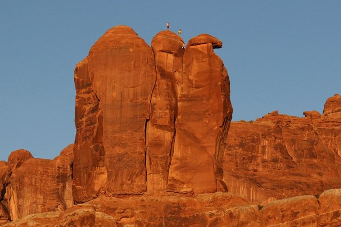 Arches National Park Self-Guided Driving Tour