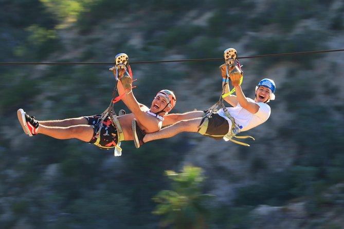 Half-Day Zip Line Adventure in Los Cabos