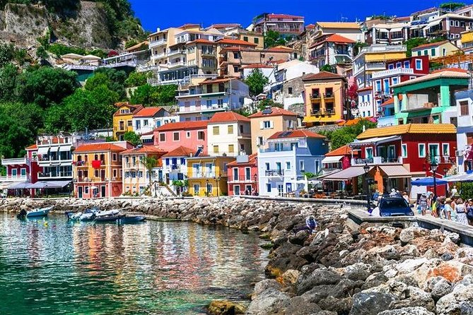 Visit Parga and Paxos from Corfu