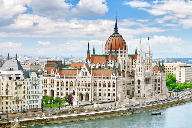 Full-Day Private Budapest Driving Tour with Parliament Visit