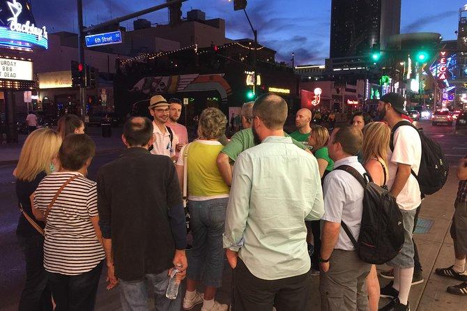 Haunts and The Mob Las Vegas Walking Tour