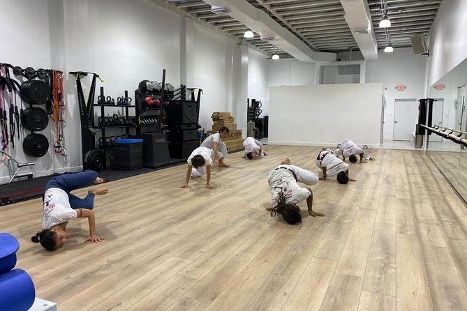Adults Capoeira Class