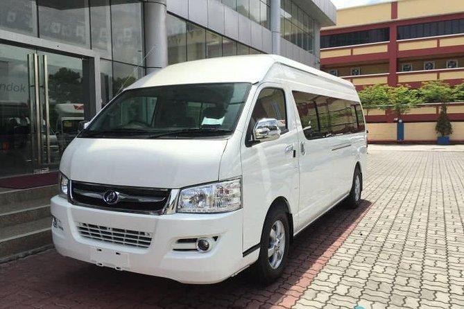 Ipoh city to KL Hotels/KLIA/KLIA2/Sultan Abdul Aziz Shah Airport.(Per Vehicle)