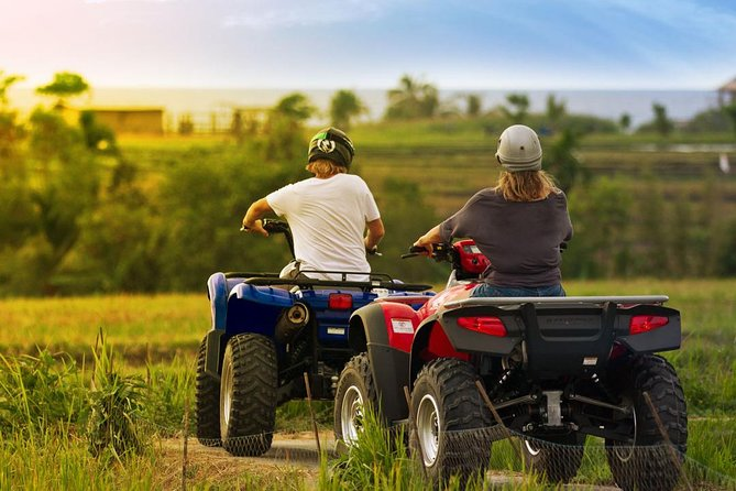 Full-Day Bali ATV Ride Adventure and Exploring Tour to Ubud