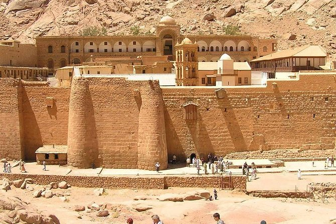 Day Trip to St. Catherine Monastery and Dahab City with Lunch