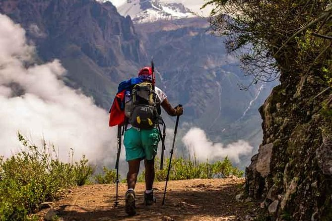 2 day 1 night trek / Colca Canyon