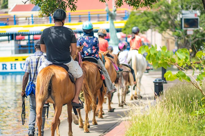 Grenada Beach and City Horse-Back Riding Adventure